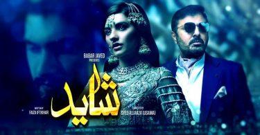 Uzair-Jaswal-And-Sadia-Khan-In-Shayyad