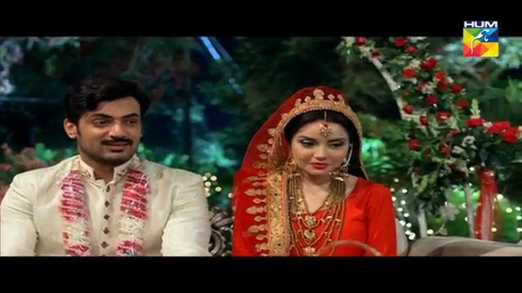 Zahid-Ahmed-Armeena-Khan-in-Drama-Daldal