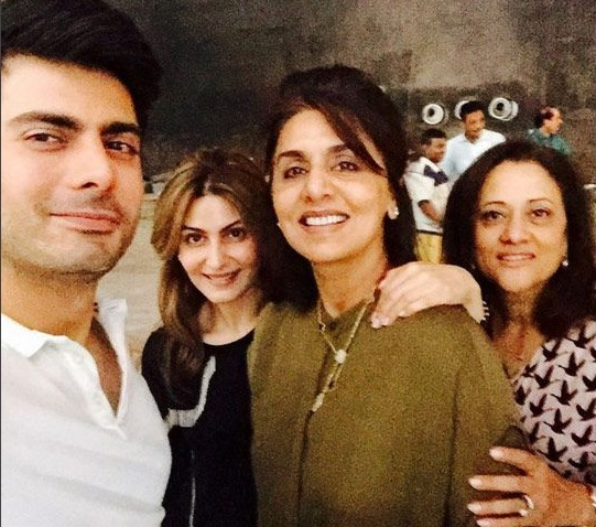 Fawad-Khan-With-Neetu-Singh-Kapoor