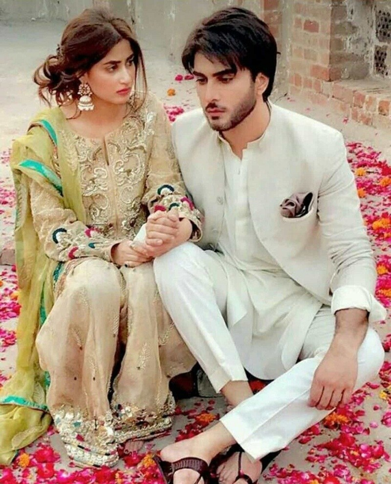 Sajal-Aly-And-Imran-Abbas-In-Noor-Ul-Ain-Picture-1
