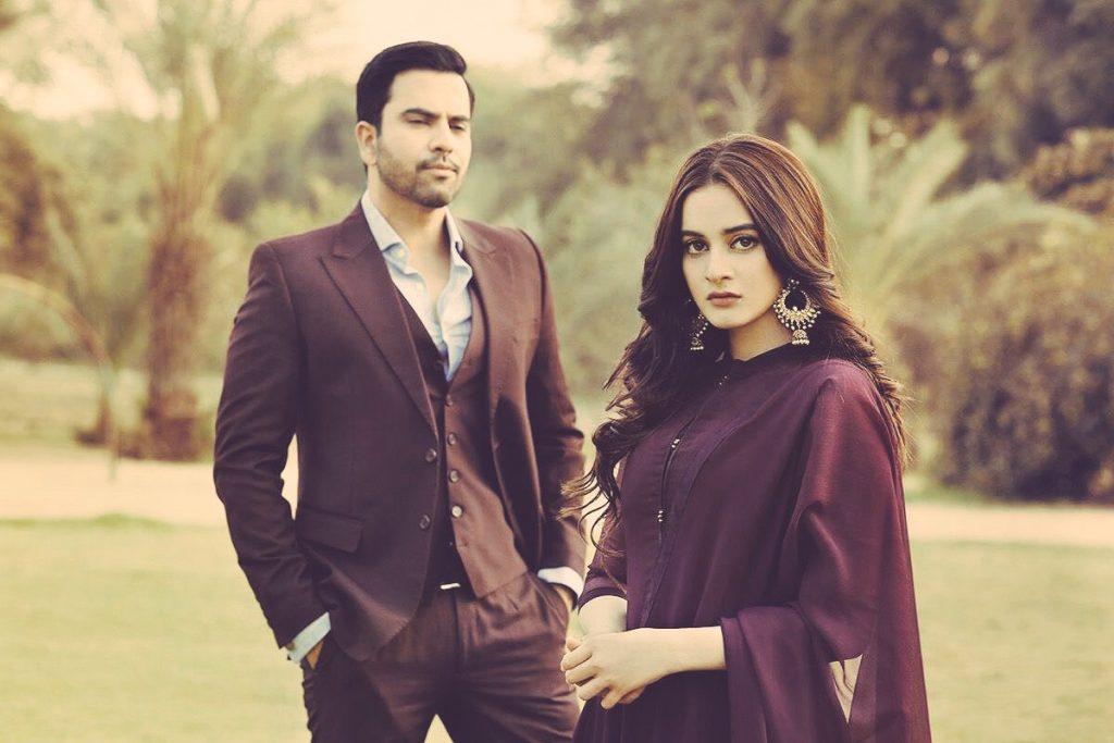 Junaid-Khan-And-Aiman-Khan-In-Ishq-Tamasha-Hum-Tv