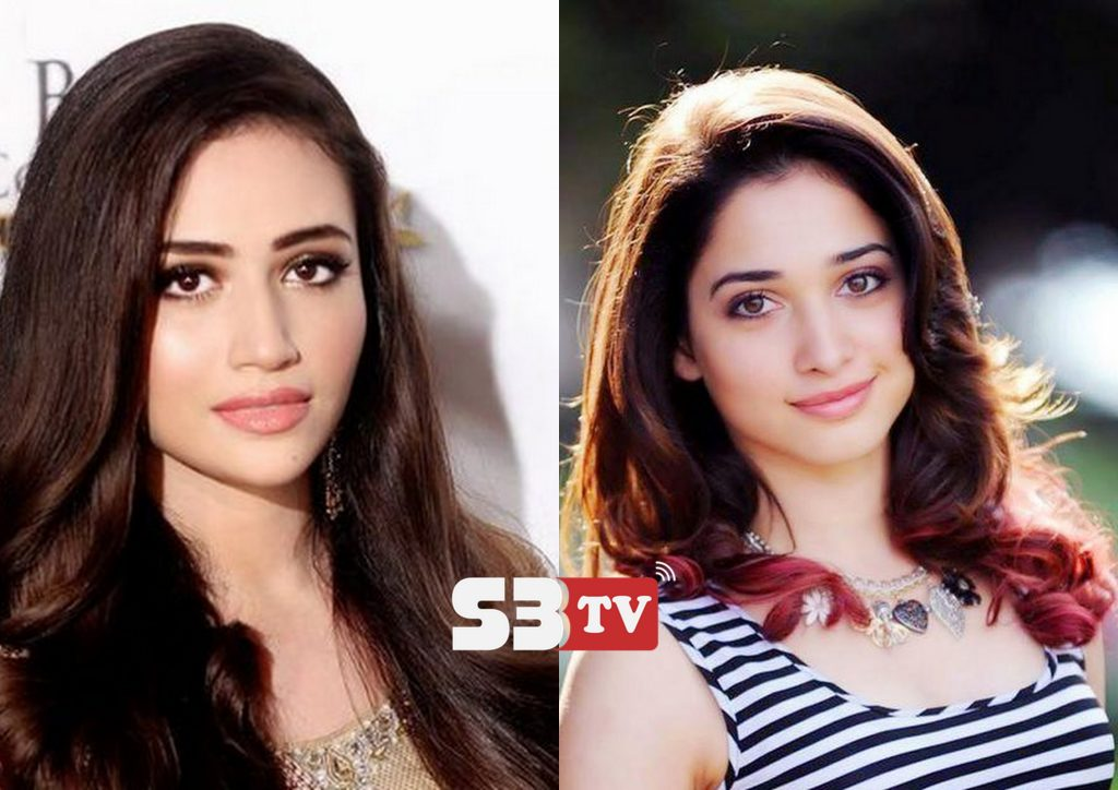 Tamannaah-Bhatia-Look-Alike-Pakistani-Actress-Sana-Javed