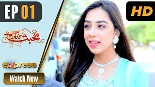Mohabbat Zindagi Hai | Express Entertainment